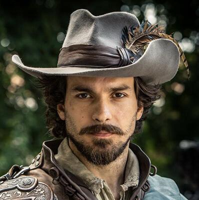 мушкетерская бородка
