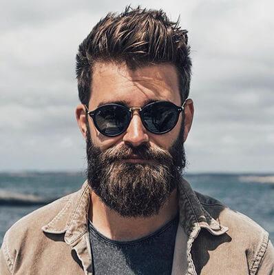 мужская борода